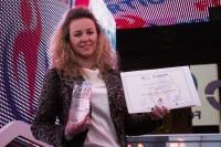 Emma Montilla Atento Premio Fortius 2014