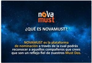 Qué es Novamust