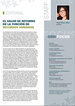 Lea el artículo en ORH+