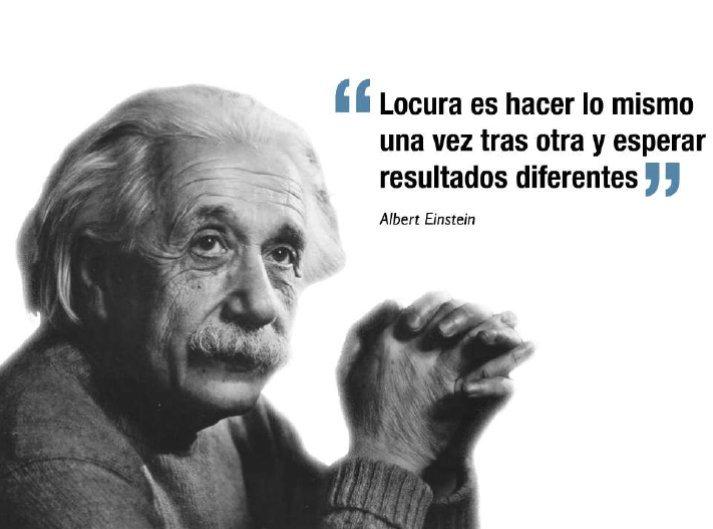 Einstein-locura