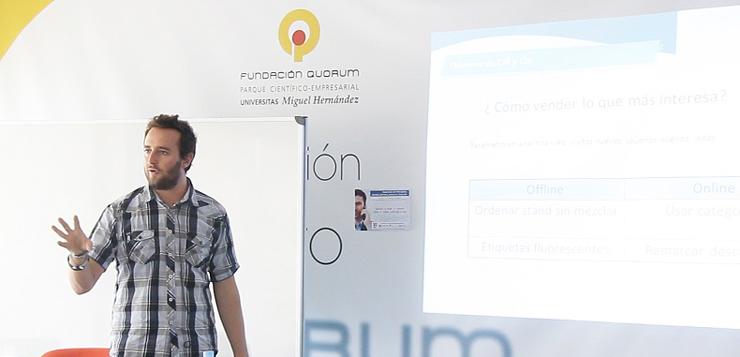 Fabián_director Ecommaster_Taller WordPress