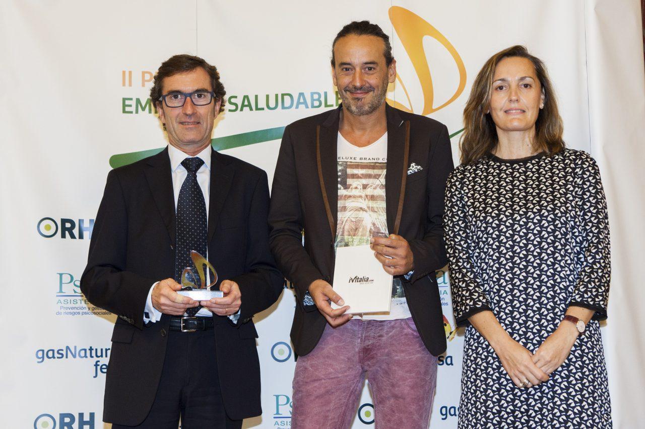 Mejor Programa de Control de la Saluda Autoridad Portuaria de Bilbao