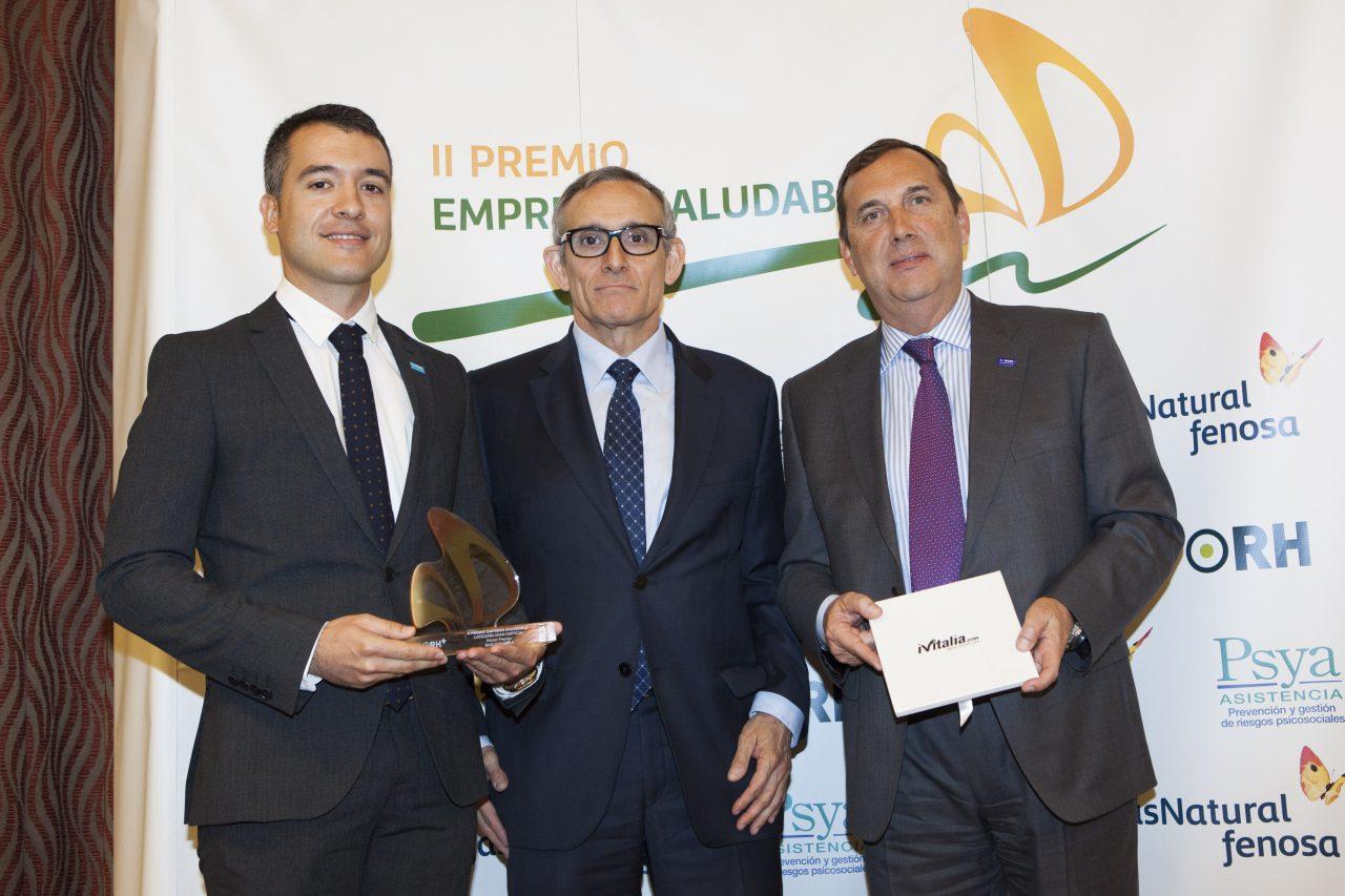 Premio Gran Empresa Basf Española