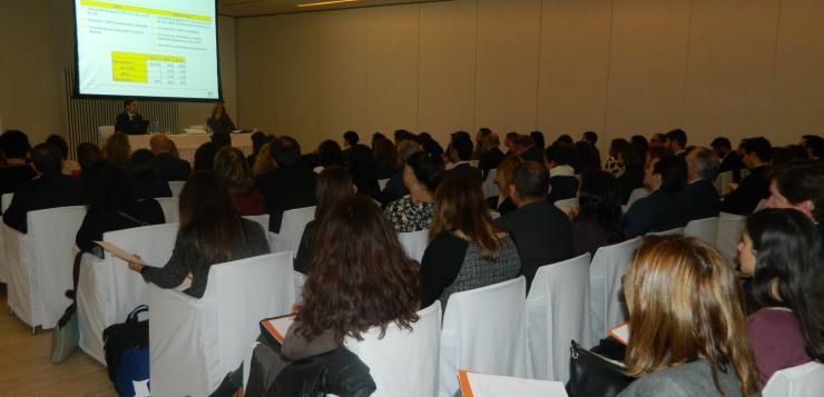 Asistentes a la IV Feria Expat Meeting el año pasado.