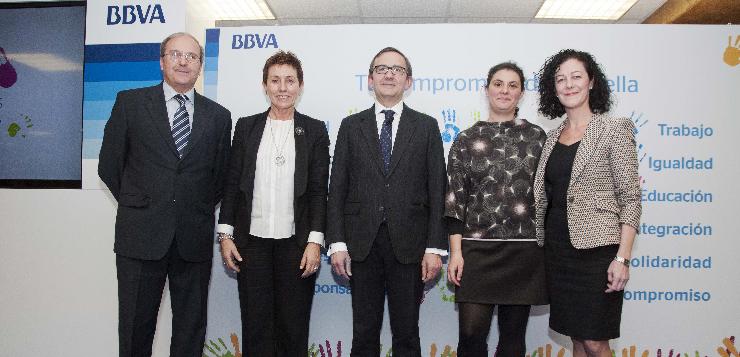 Entidades ganadoras de la IV Edición Territorios Solidarios.