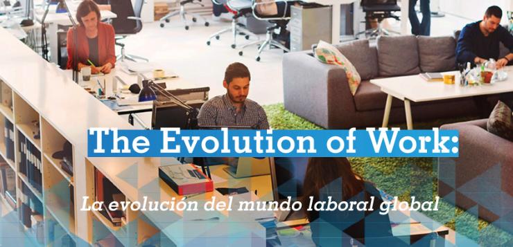 El estudio Evolution of Work 2016, del ADP Research Institute, es un análisis global de las tendencias del mundo laboral.