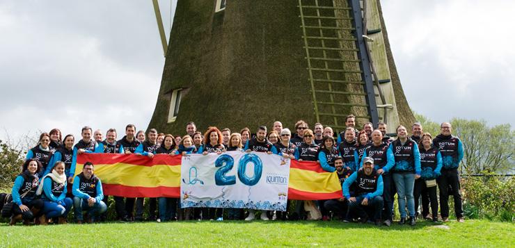 laboratorios quinton 20 aniversario