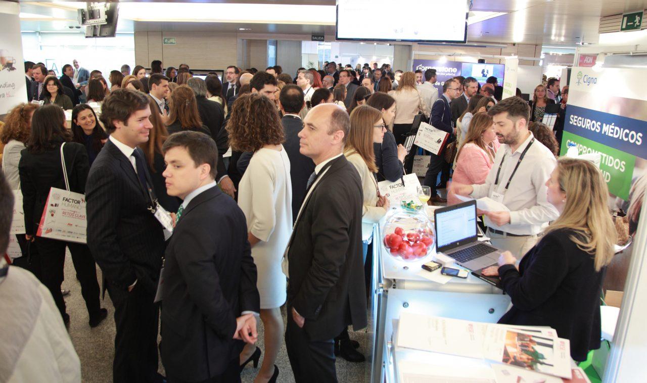Network entre los asistentes.