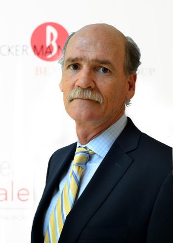 J Steven Bartley, Socio director de Ackermann Beaumont Group Miami.