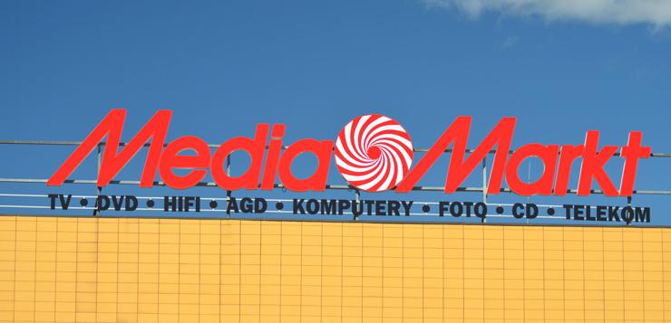 61373736 - logo of media markt