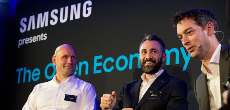 Samsung Open Economy – Panel Event