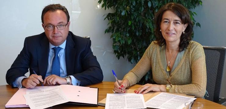 ASOCIACIÓN CENTRO RH y KPMG firman una alianza sobre la transformación digital