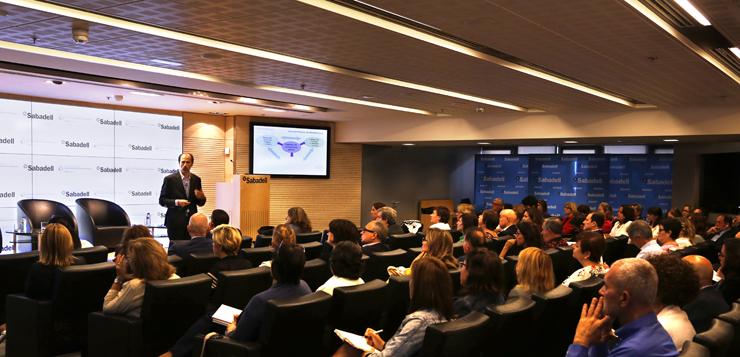 Aedipe Cataluña acerca los beneficios del mindfulness a la empresa