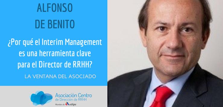 ASOCIACIÓN CENTRO RH. ¿Por qué el Interim Management es una herramienta clave para el DRH?