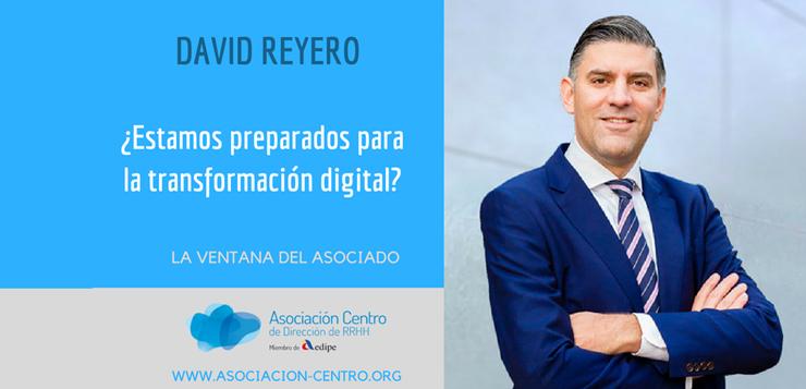 ASOCIACIÓN CENTRO RH. ¿Estamos preparados para la transformación digital?