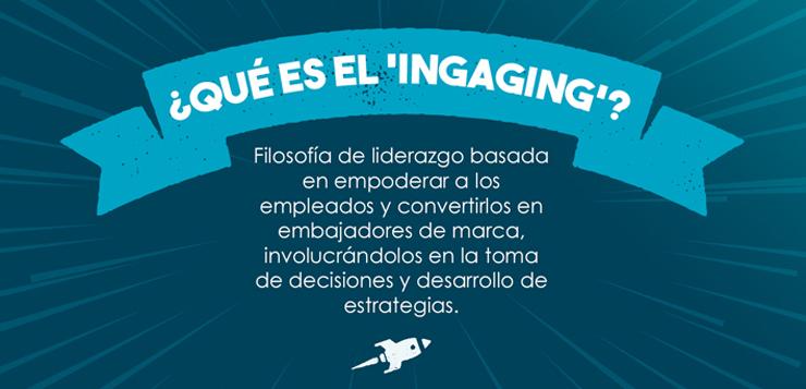 Ingaging: La nueva filosofía de liderazgo