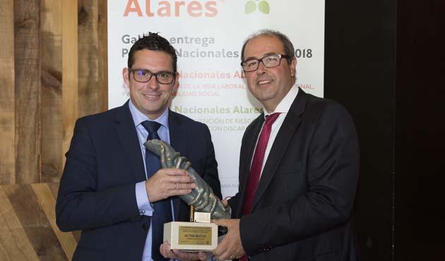 Foto Entrega Premios Alares