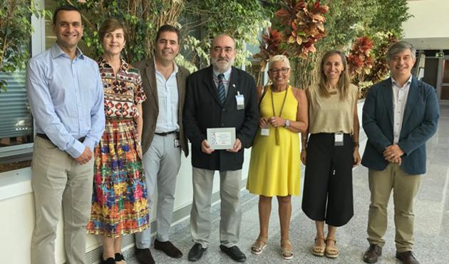 Assido Murcia y Mirada oberta _ ganadores ONG del empleado Lilly