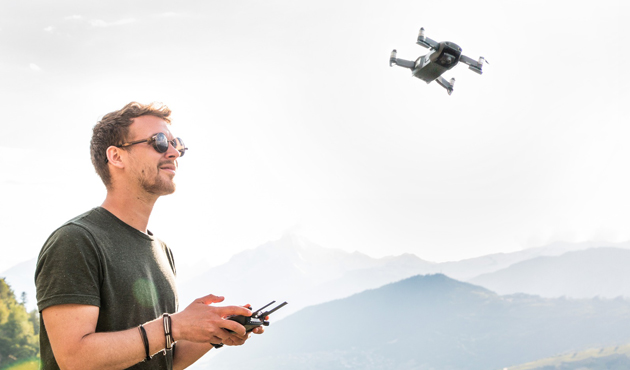 dron oki