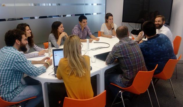 Alumnos de la pasada edición del Máster en Search Marketing de Internet República