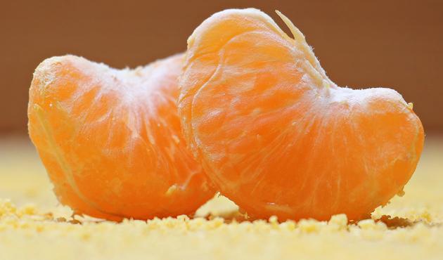 mandarina oki