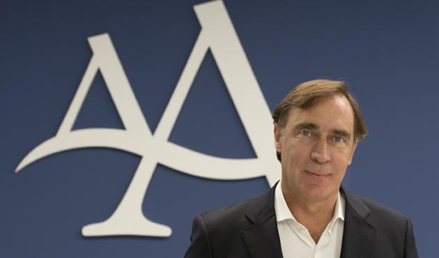 Javier López director de internacional de Angulas Aguinaga