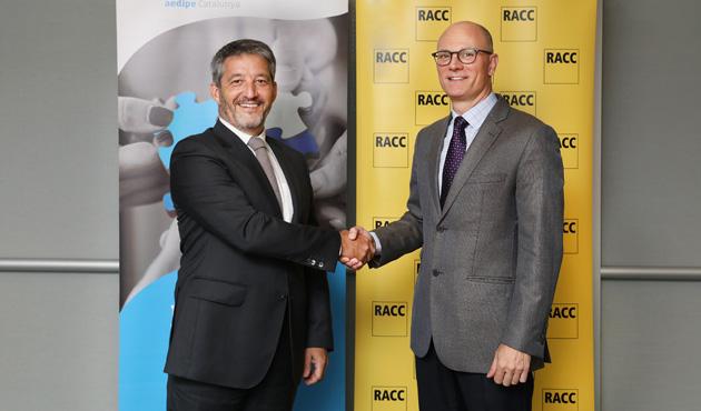 RACC y Aedipe Catalunya