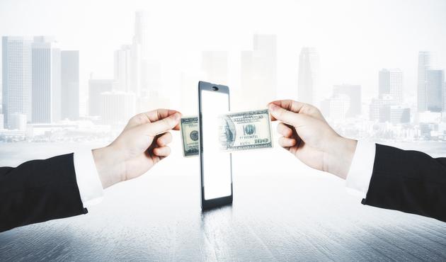 bancario tecnologia dentro