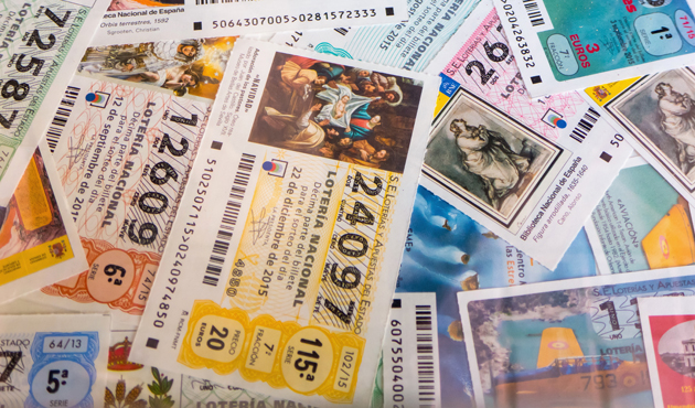 spanish national lottery tickets
