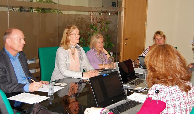 Zauma reunión Erasmus +