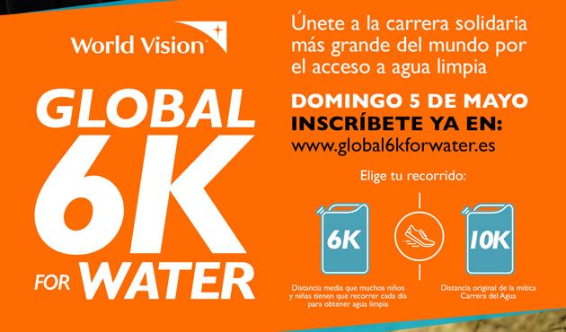 CartelCarreraGlobal6KForWater