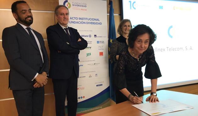 Firmas Charter de la Diversidad