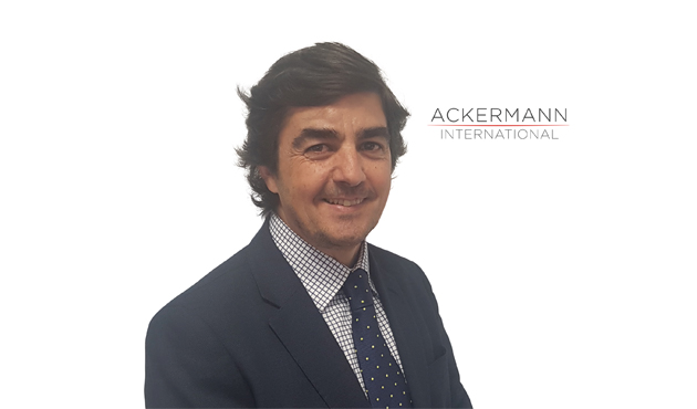 Miguel Picardo, Socio Director de Executive Search en Ackermann International