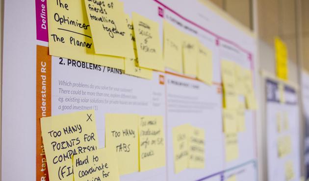 metodologia agile dentro