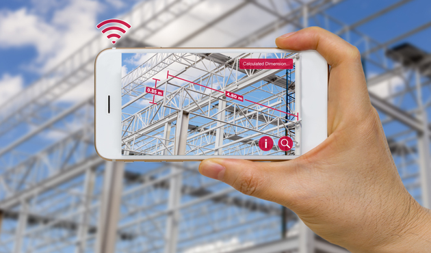Application of Augmented Reality in Construction Industry Concep