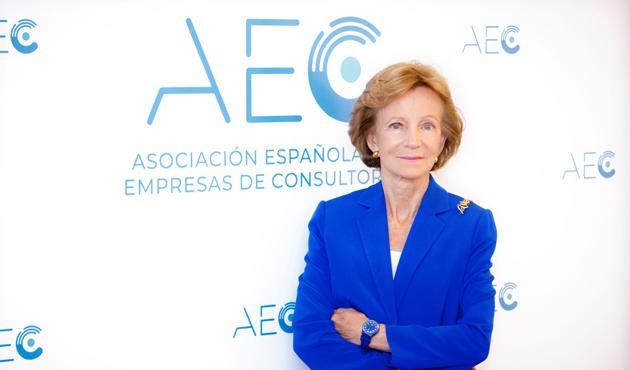 Elena Salgado, presidenta de AEC_2